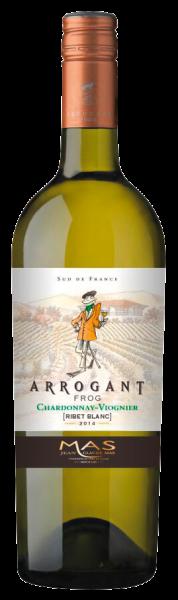 Arrogant Frog Ribet White Chardonnay Viognier IGP Pays d´Oc 2019